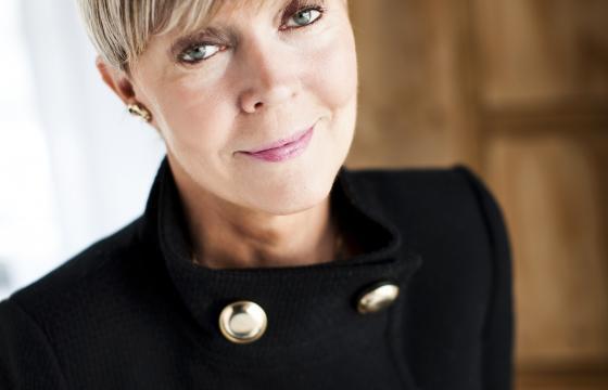 Helena Petäistö sai Keski-Pohjanmaan rahastolta Kyösti Kallio -mitalin vuonna 2019