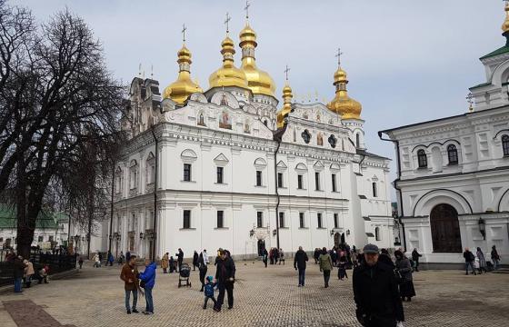Ortodoksikirkko, kuva Annakaisa Tavast