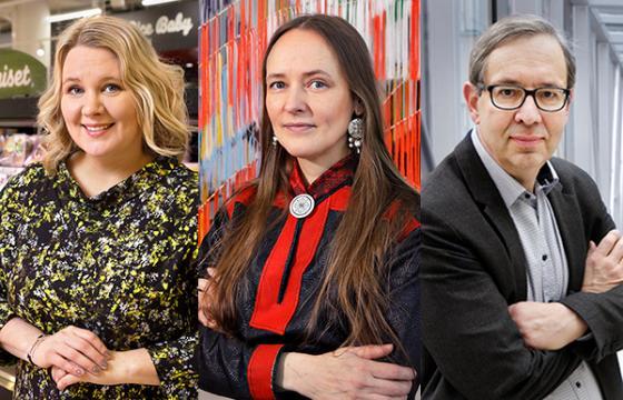 Vuonna 2020 Kulttuurirahaston palkinnot menivät Reetta Kivelälle, Outi Pieskille ja Risto Saariselle.