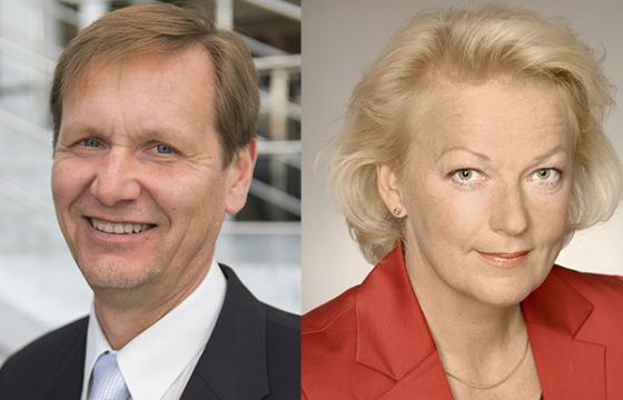 Matti Sommarberg ja Helena Hiilivirta