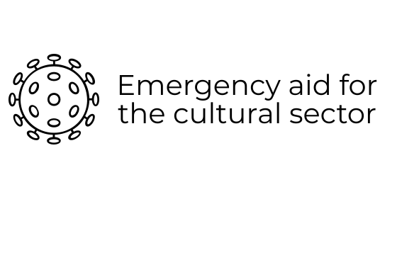Emergency aid for the cultural section