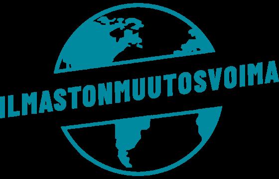 Ilmastonmuutosvoima-hankkeen logo