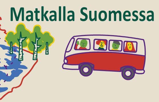Matkalla Suomessa - maakuntien virtuaalinen vuosijuhla 26.5.2021