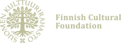 The Finnish Cultural Foundation's beige logo