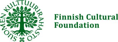 The Finnish Cultural Foundation's green logo